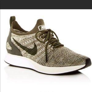 Nike Air Zoom Mariah Flyknit Racer Running shoe.